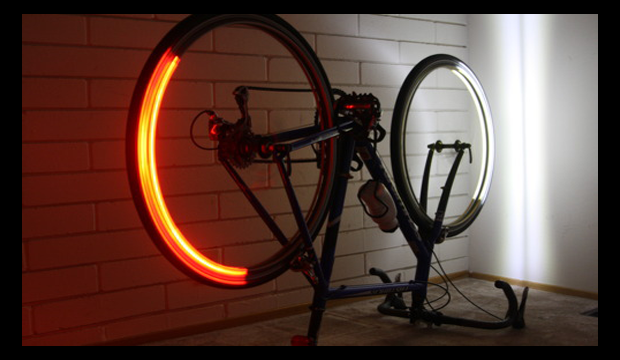 The next step in bike lighting
