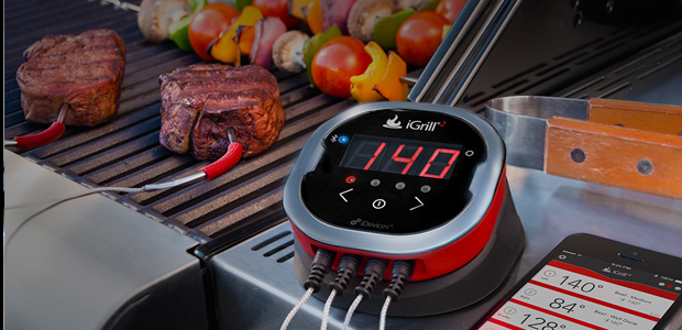 Monitor your meat in a smart way