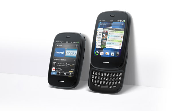 HP Veer 4G (May to August 2011)