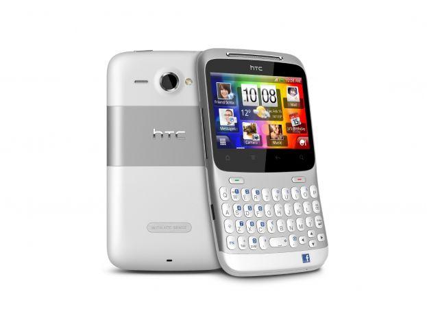 HTC ChaCha/Status (June - August 2011)