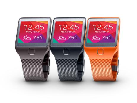 2014: Samsung Gear 2 and Gear 2 Neo