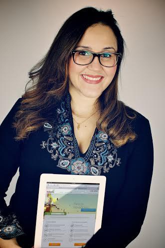 Candice Pascoal, founder, Kickante