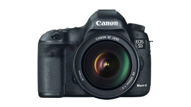 Canon EOD 5D Mark III