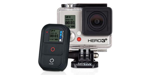 GoPro Hero3+ cameras