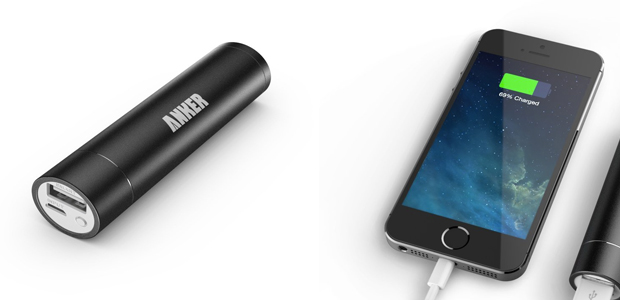 Anker Astro Mini 3000mAh compact charger