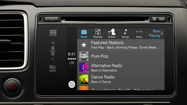 Infotainment: Apple's CarPlay
