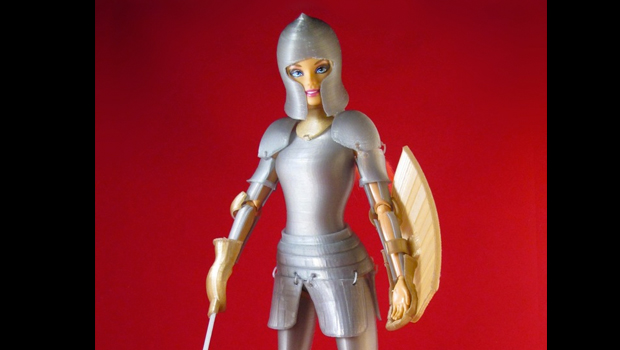Turning dolls medieval