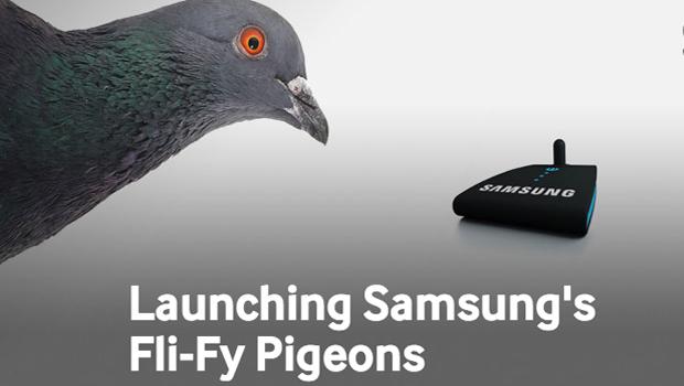 Samsung's Fli-Fy