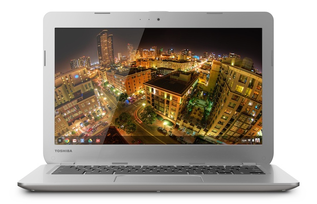 Toshiba's Chromebook: The 'Windows killer' that will never be