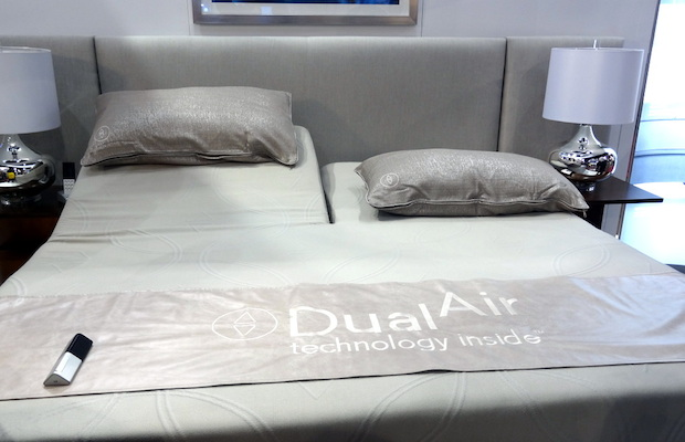 The algorithmic bed that will stress you out — even in your sleep