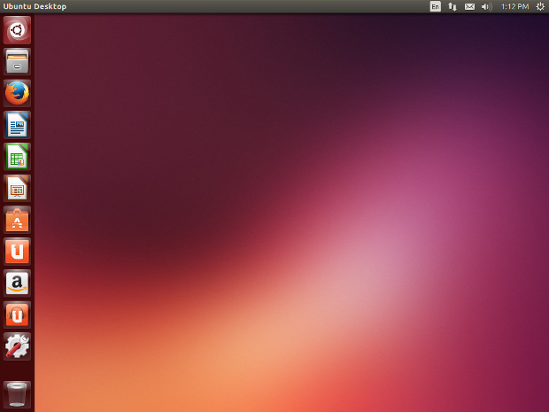 Ubuntu is functional, but not all that pretty when first installed