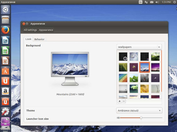 Giving Ubuntu a beauty makeover is easy.