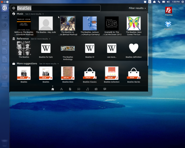 Ubuntu's Smart Scopes gives it new, powerful search capabilities.