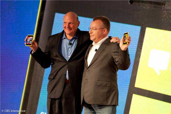 """The Nokia acquisition is a colossal mistake"""