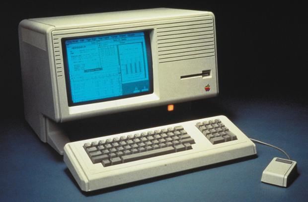 Apple Lisa:1983