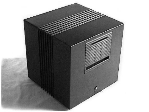 NeXT Cube: 1990