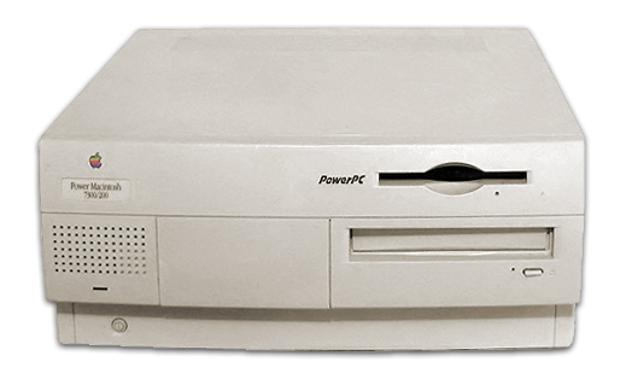 Power Macintosh 7300: 1997