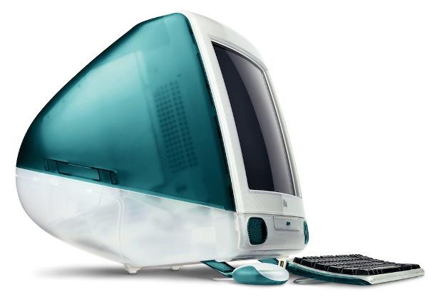 iMac G3: 1998