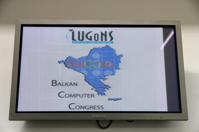 BalCCon 2013