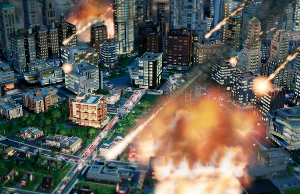 SimCity servers stalled; launch was a complete disaster