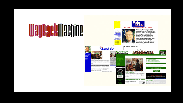 The Internet Archive: How did it all look?
