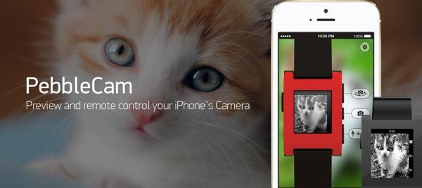 PebbleCam for iOS