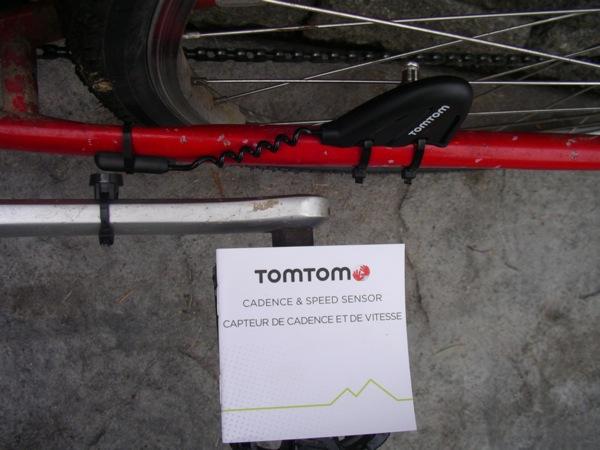 Setting up the bike sensors, need some adjustments