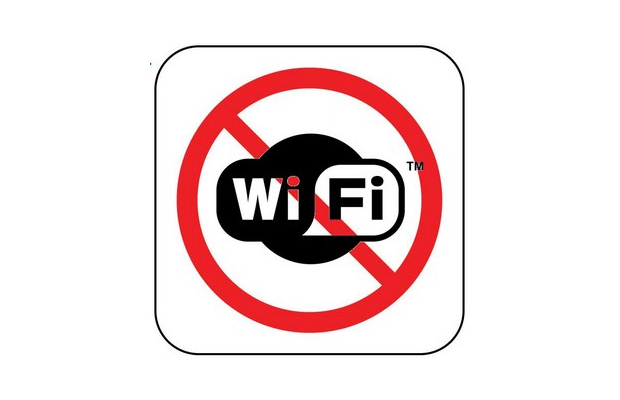 Stay clear of sending sensitive data across public Wi-Fi networks