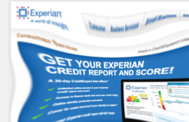 Keep an eye on your credit score