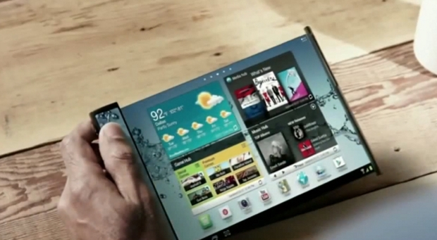 The future of tablets?