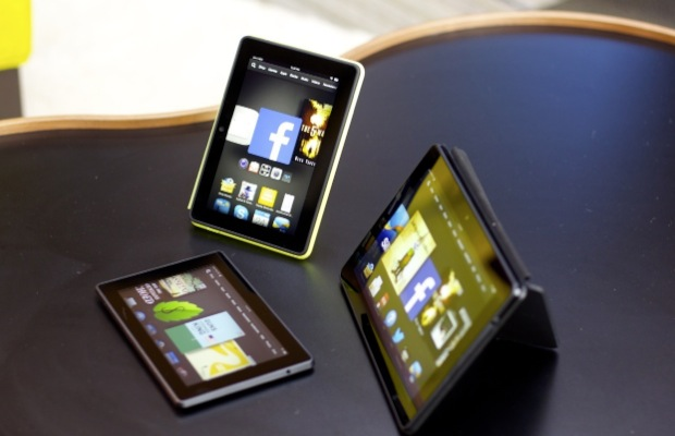 Amazon dishes out new Kindle Fire HDX range