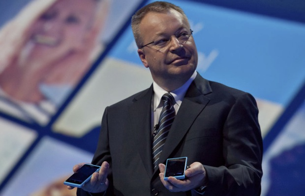 Nokia's Elop: I'm getting a divorce, so I'll hold on to that $25 million