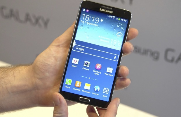 Samsung Galaxy Note 3 may be region locked