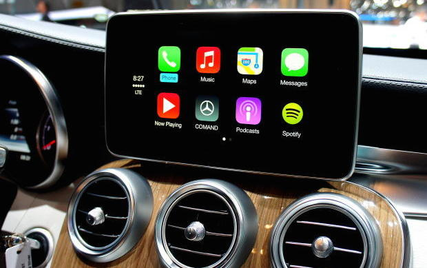 CarPlay lets you hook your iPhone to your car