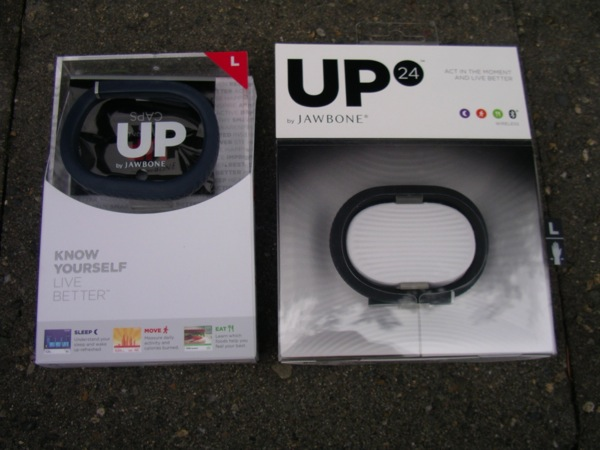 UP 2nd generation and UP24 retail packages