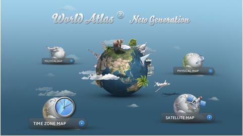 World Atlas 2013