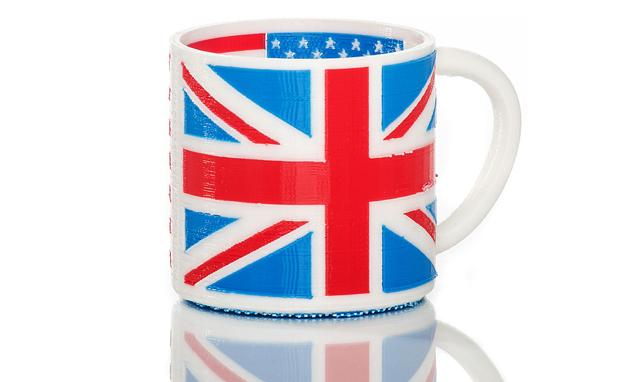 CubeX UK mug print
