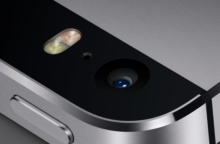 New iSight camera