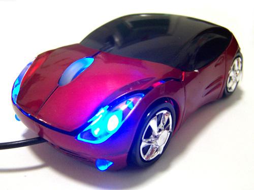 Lamborghini mouse