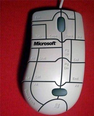 Microsoft mouse