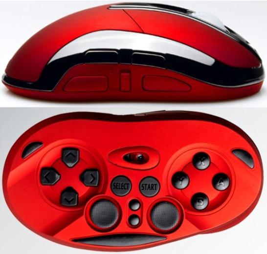 Hidden Gamepad mouse