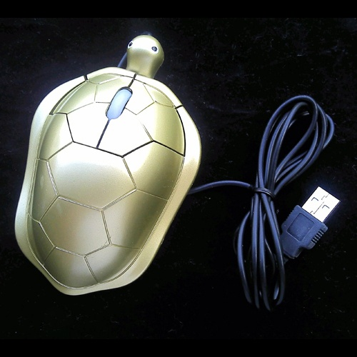 Golden Turtle mouse