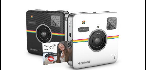 Polaroid's Socialmatic