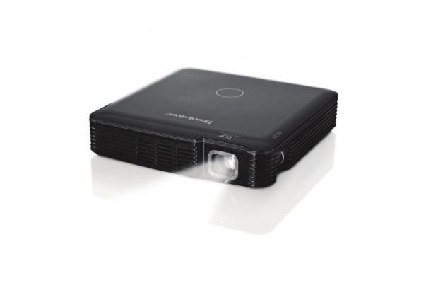 Brookstone HDMI pocket-sized projector (pocket projector)