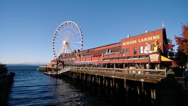 Waterfront view shot with Nokia Lumia 1520