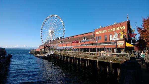Waterfront view shot with Nokia Lumia 1020