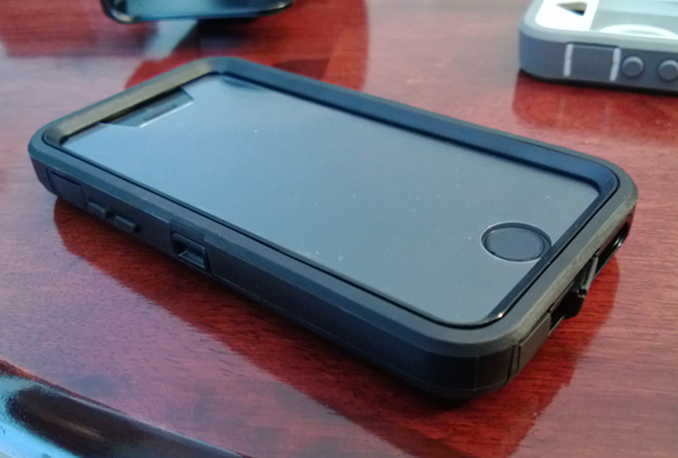 OtterBox Commuter Case for iPhone 5s / 5c