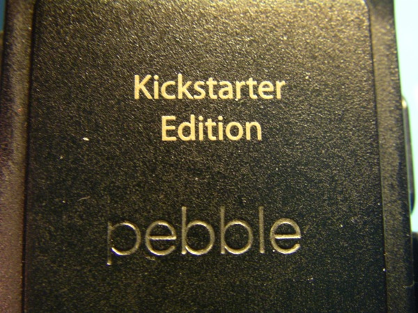 Pebble moving from Kickstarter to Best Buy