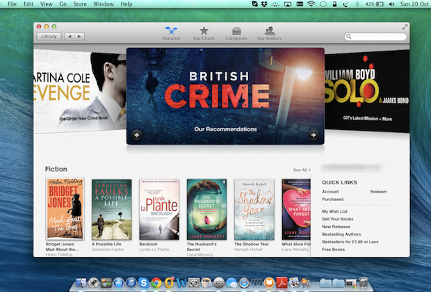 iBooks makes its desktop debut
