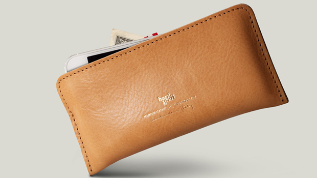 Hard Graft's skinny fit iPhone 5 case